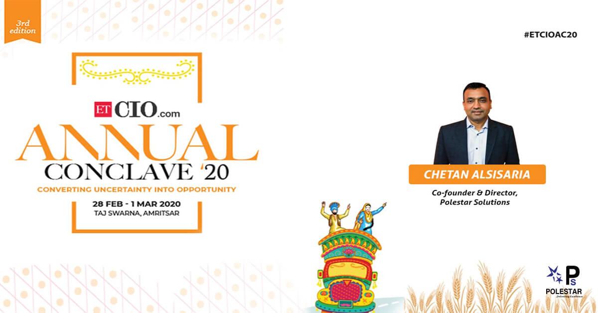 Economic Times CIO Annual Conclave