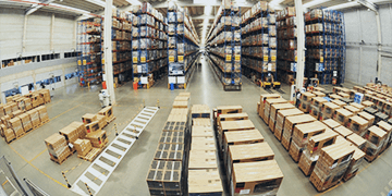 Consumer Electronics Giant Streamlined Warehouse Management For Unrivalled Efficiency And Profitability